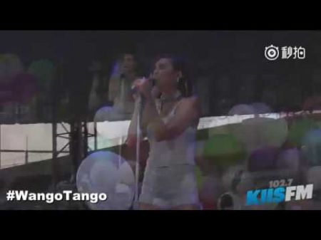 Miley Cyrus brings 'Malibu' live to KIIS-FM's Wango Tango