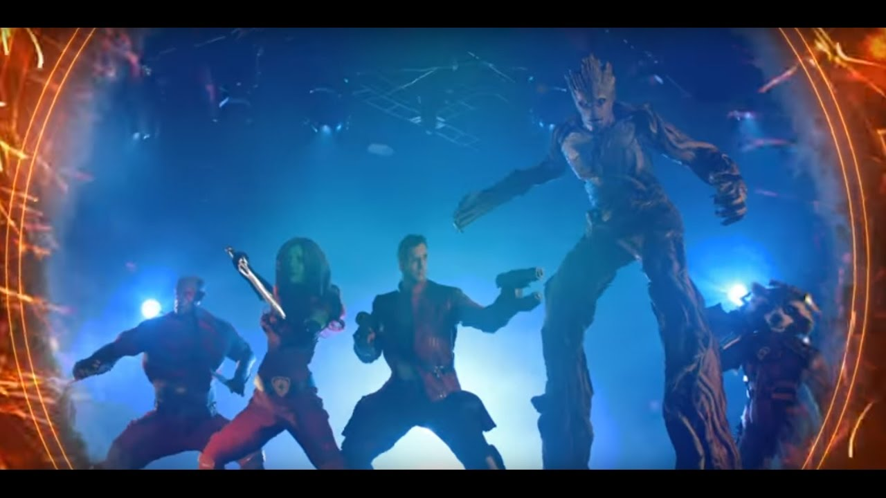 The Guardians of the Galaxy, Doctor Strange and more join The Avengers for Marvel Universe Live! Age of Heroes