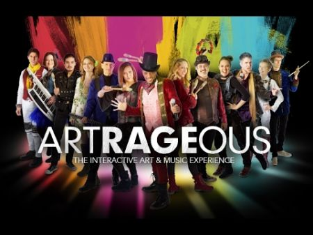 'Artrageous' headed to Infinite Energy Theater this fall