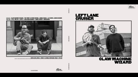 Left Lane Cruiser to release 'Claw Machine Wizard'