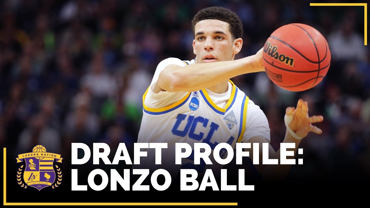 NBA Draft prospect Lonzo Ball is 'going to be a Laker' says LaVar Ball