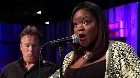 Shemekia Copeland moves the blues at Jazz Alley this weekend