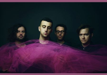Cymbals Eat Guitars will return for a North American tour this July following their current tour opening for the Pixies.