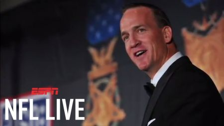 Peyton Manning to host the 2017 ESPYS at the Microsoft Theatre in LA