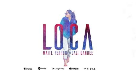 Listen: Maite Perroni goes 'Loca' on new collaboration with Cali & El Dandee
