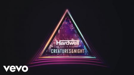 Listen: Austin Mahone comes alive on Hardwell's 'Creatures of the Night'