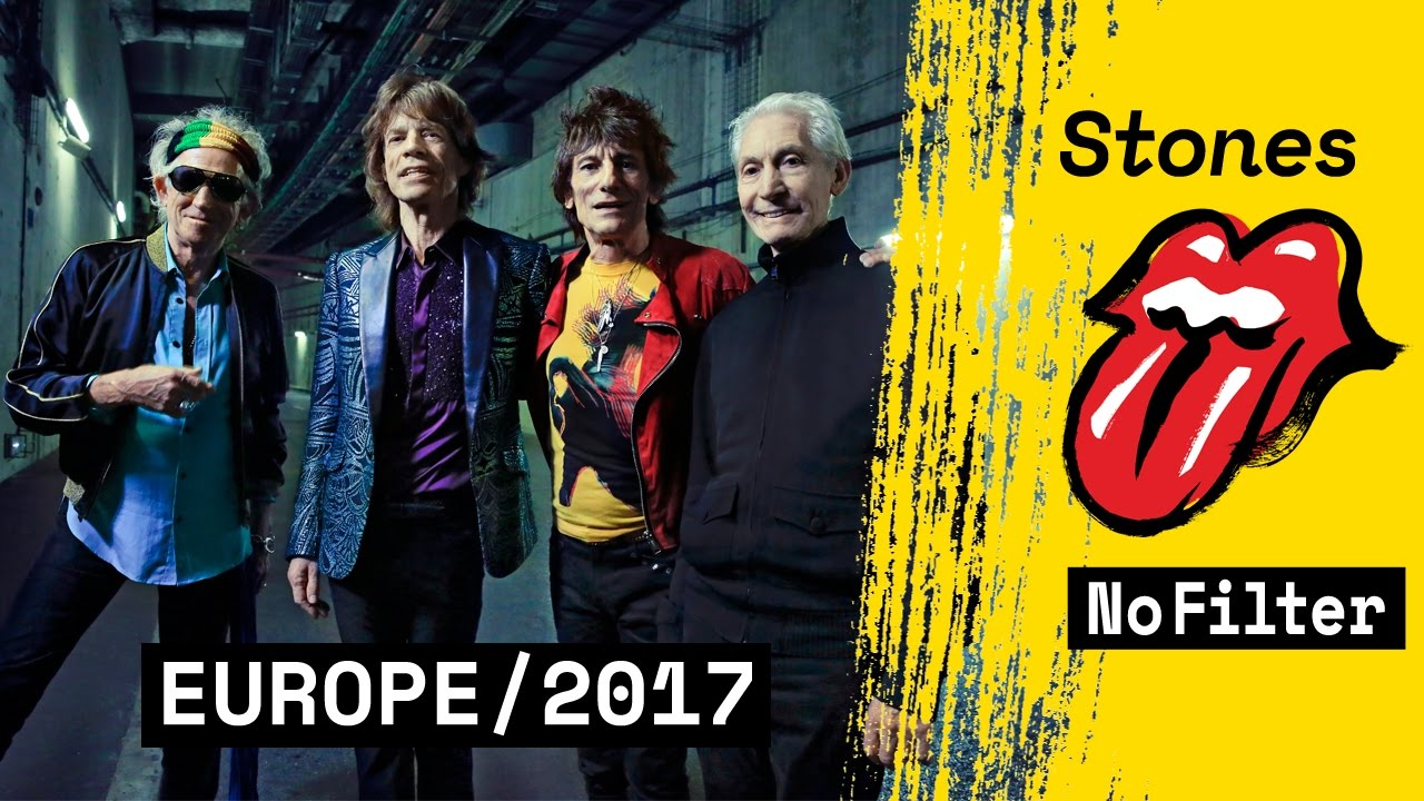 Rolling Stones expand 2017 tour of Europe with new show in Paris