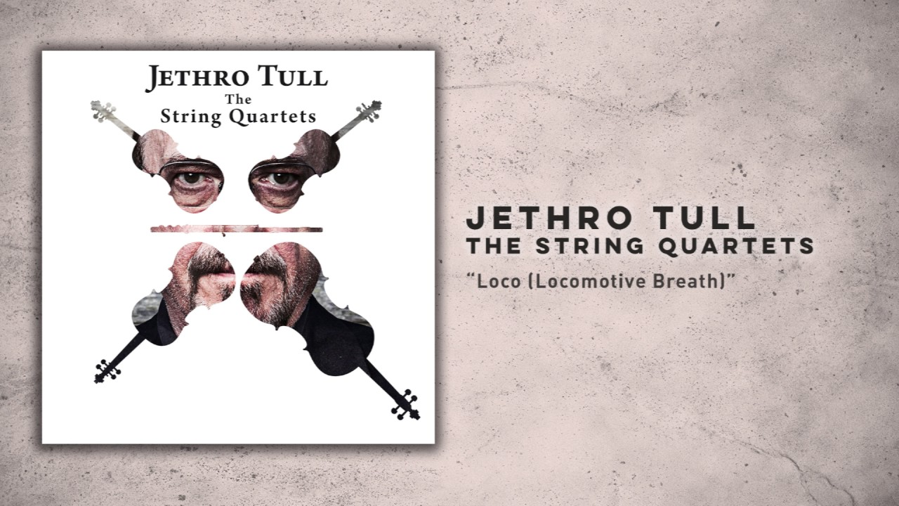 Ian Anderson reimagines Jethro Tull with string quartet