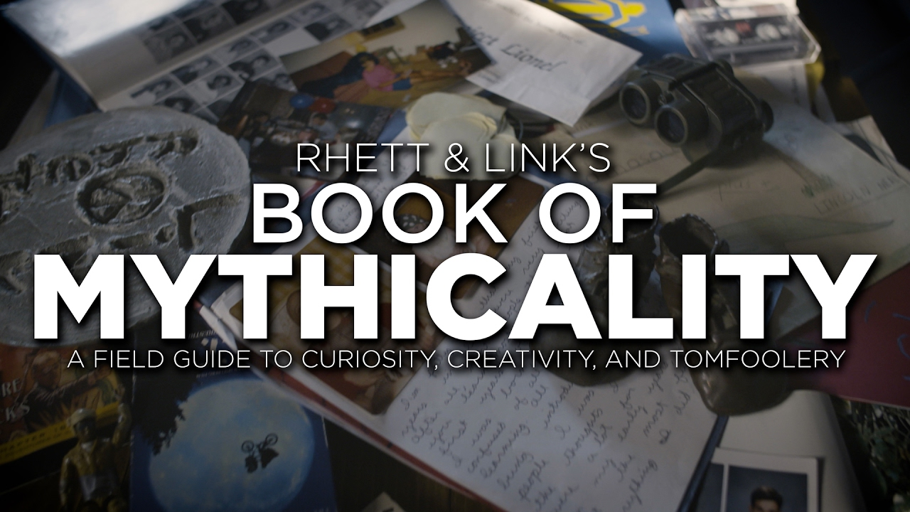 Comedy duo Rhett & Link to tour in support of 'Book of Mythicality'