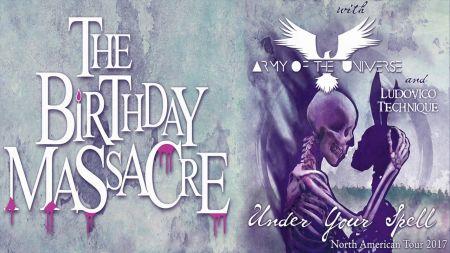 Interview: The Birthday Massacre's Chibi on tour kickoff and new album