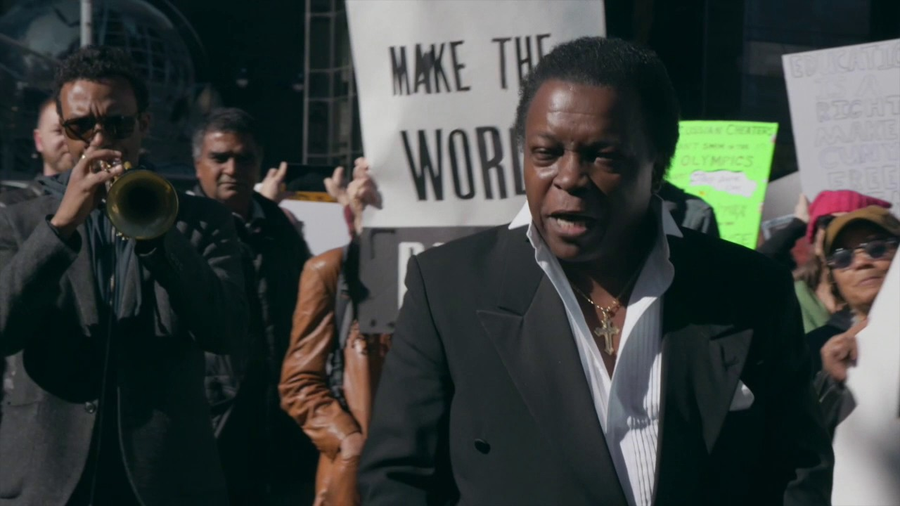 Lee Fields and The Expressions release 'Make the World' video