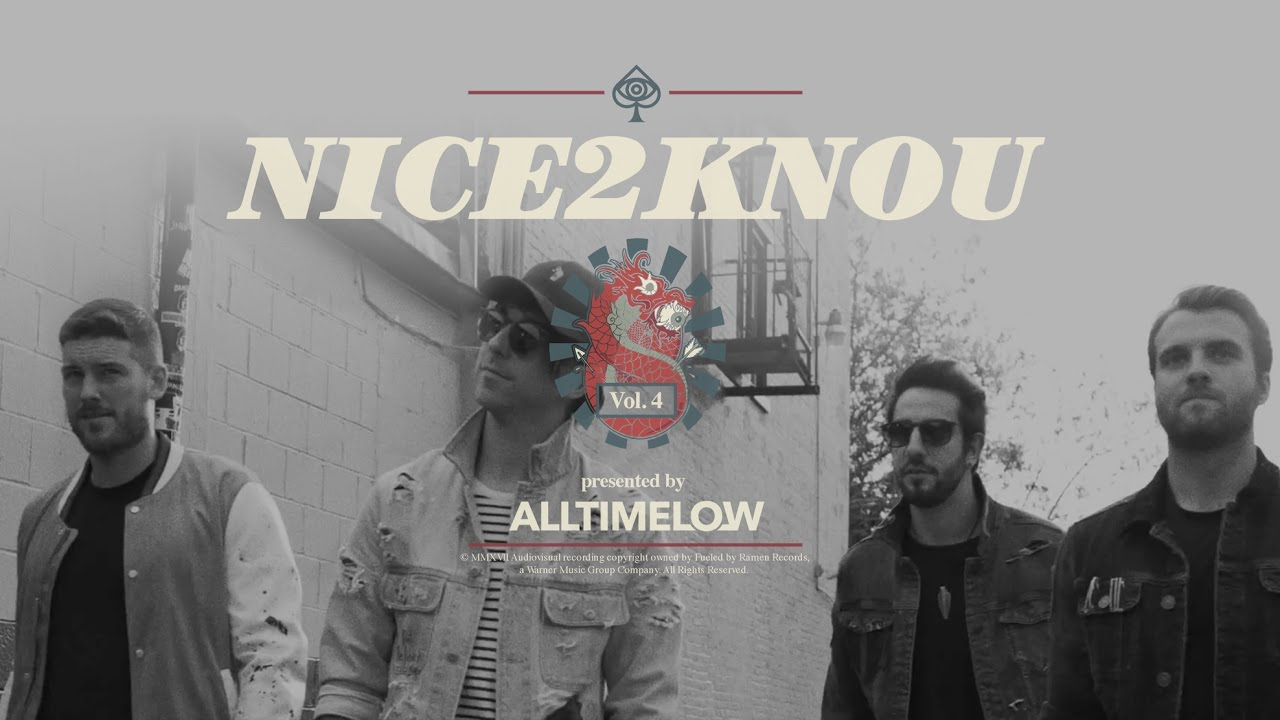Watch All Time Low celebrate their roots in 'Nice2KnoU'