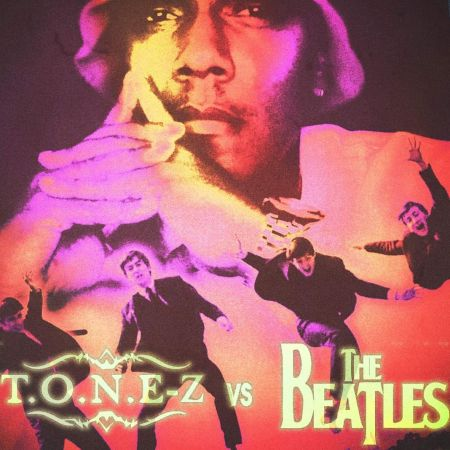 Emmy-nominated hip-hop artist T.O.N.E-z takes on The Beatles in his new album, available now.
