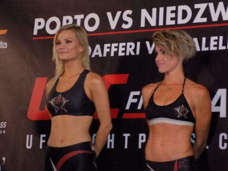 Caitlin O'Connor is back with Invicta FC
