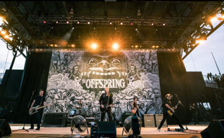 The Offspring puts on epic performance at Rock on the Range