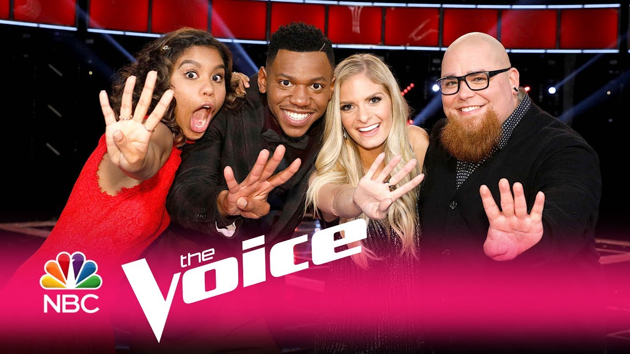 Who will win season 12 of The Voice?