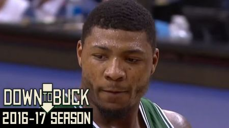 Marcus Smart excels in rare offensive opportunity