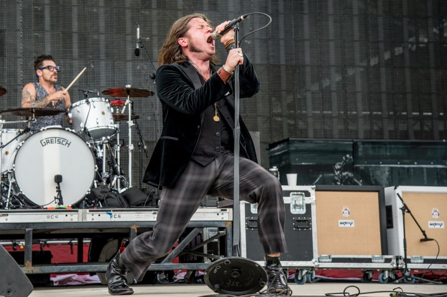 Photos: Rival Sons kicks off the main stage at Rock on the Range