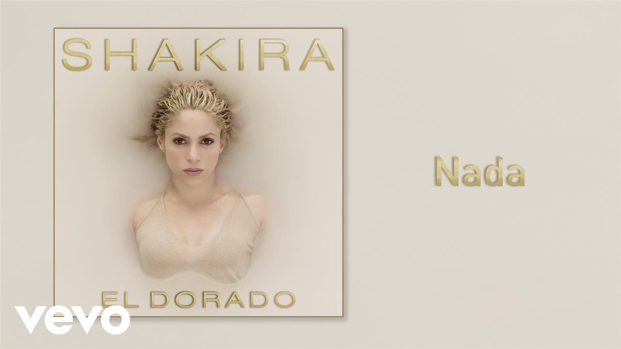 Listen: Shakira returns to her rock roots on new ballad 'Nada'