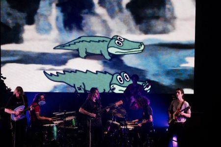 King Gizzard and the Lizard Wizard will return for a North American tour this fall.