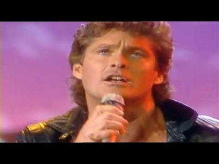 In honor of the new 'Baywatch' movie, check out David Hasselhoff's best music videos