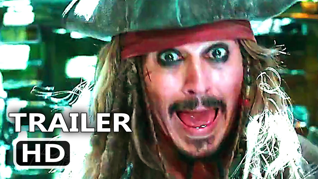 Movie review: Yo ho, oh no! This 'Pirates' movie stinks