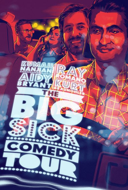 Win a pair of tickets to The Big Sick Tour in New York City featuring Kumail Nanjiani, Ray Romano and more.