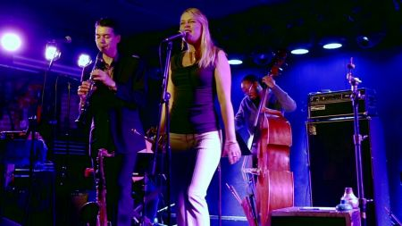 Bria Skonberg taps into Louis Armstrong's Jazz Age 'With A Twist'