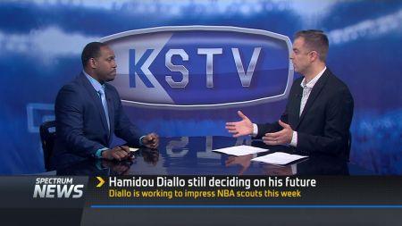 Hamidou Diallo makes right decision to return to Kentucky