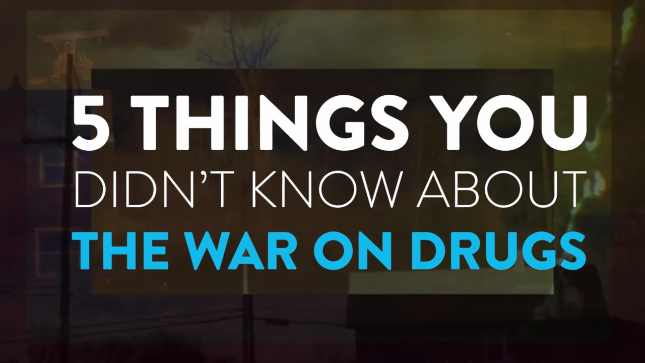 5 things you didn't know about The War On Drugs
