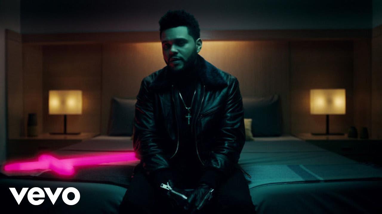 5 best The Weeknd lyrics