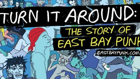 Watch: 'Turn it Around: The Story of East Bay Punk' trailer, featuring Green Day, Iggy Pop and Metallica