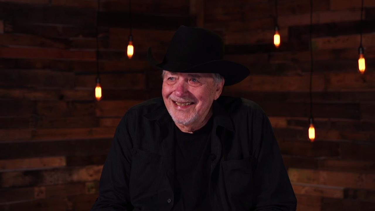 Exclusive: Bobby Bare talks working with Chris Stapleton on 'Detroit City' (Watch)