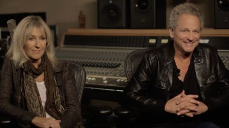 Watch: Lindsey Buckingham & Christine McVie share documentary video on duo album