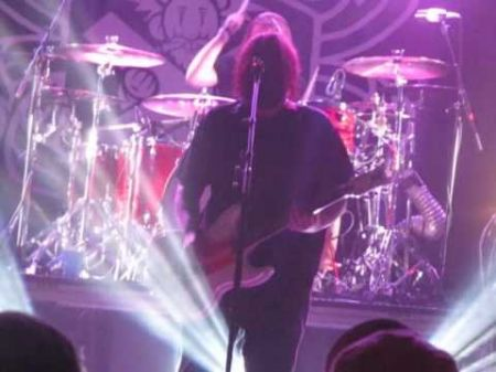 Review: Seether pack Saint Andrews for second show