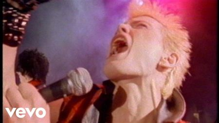 5 things you didn't know about Billy Idol