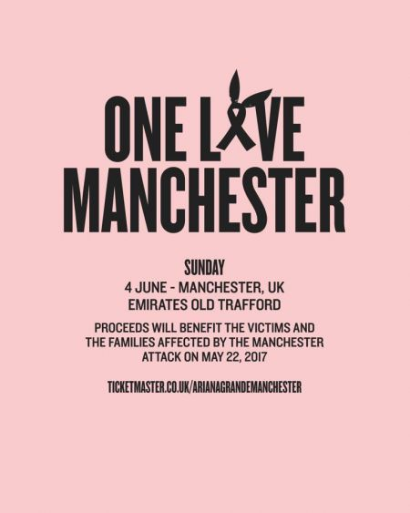 Ariana Grande will reportedly be joined by a handful of her famous colleagues at an upcoming benefit concert for victims of the Manchester a