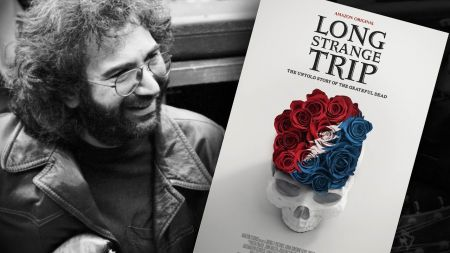 Jerry Garcia opens up in emotional and revealing excerpt from 1991 interview