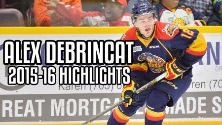 Blackhawks should be excited with prospect Alex DeBrincat
