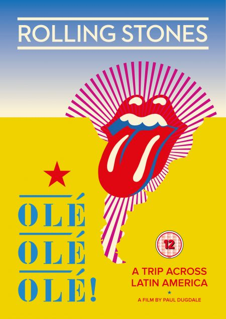 Ole! Rolling Stones rock across Latin America in documentary