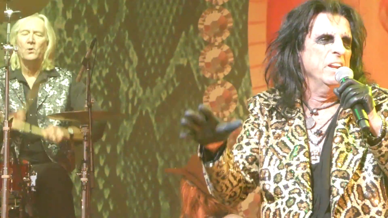 Alice Cooper announces new songs with old bandmates following reunion with original lineup