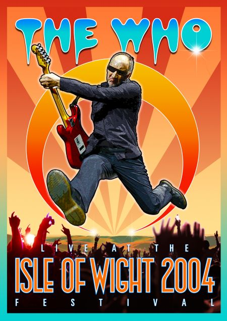 The Who wows anew on 2004 concert film at Isle of Wight