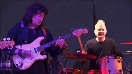 Review: Ritchie Blackmore's Rainbow 'Live in Birmingham 2016' CD set