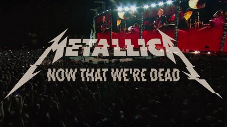 Metallica's 'Hardwired...To Self-Destruct' certified platinum