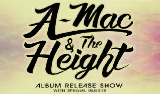 A-Mac & The Height tickets at Bluebird Theater in Denver