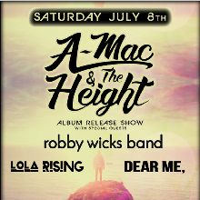 A-Mac and the Height tickets at Bluebird Theater in Denver
