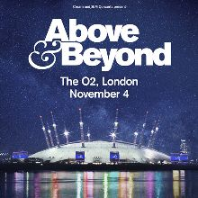 Above & Beyond tickets at The O2 in London