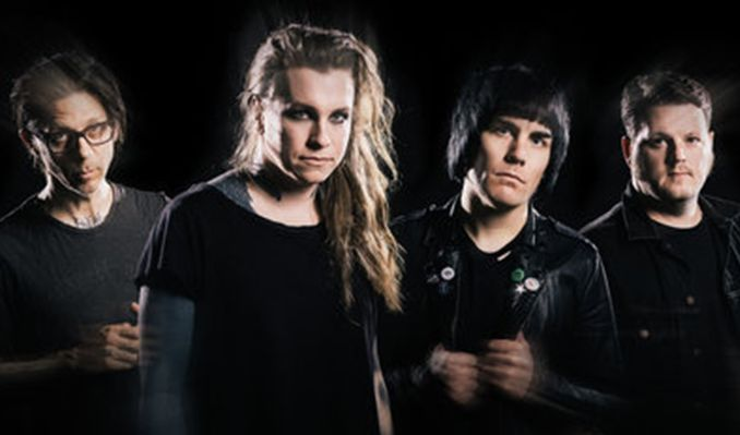 Against Me! tickets at The Showbox in Seattle