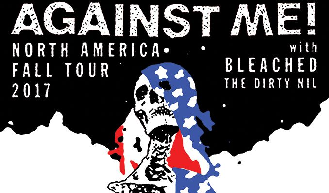 Against Me! tickets at The Regency Ballroom in San Francisco