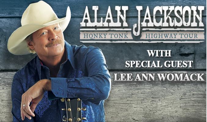 Alan Jackson tickets at Target Center in Minneapolis